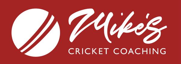 Mike's Cricket Coaching Logo